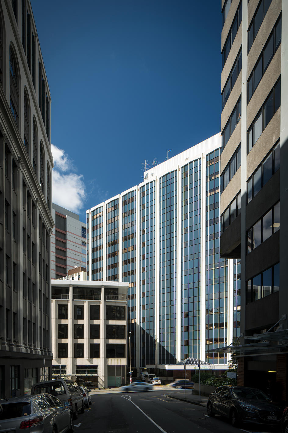 Precinct Properties Tennent Brown Architects