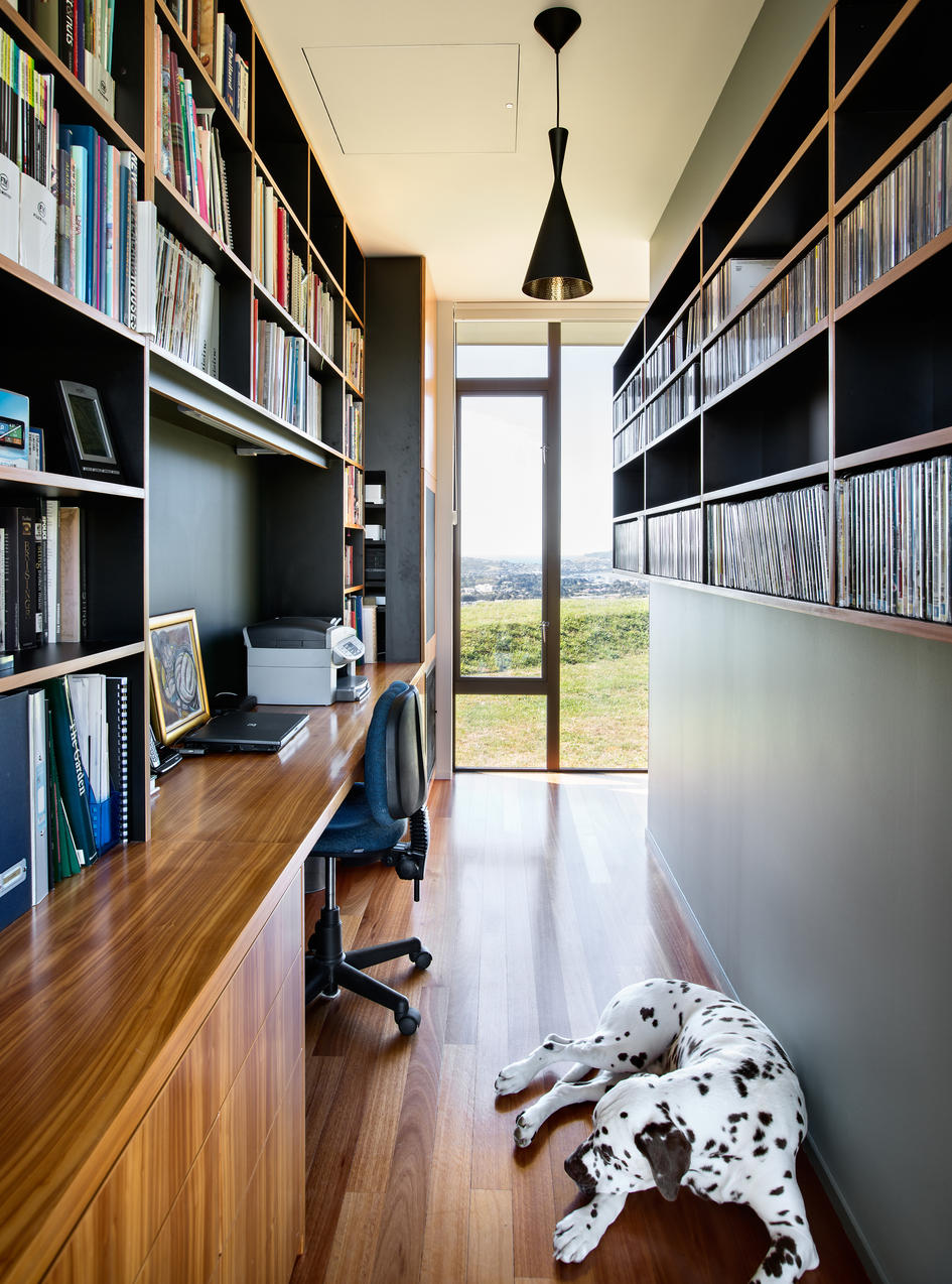Hau Nui House Tennent Brown Architects